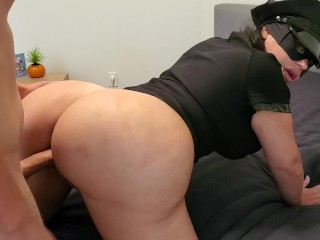 Officer Crystal Lust Arrests Suspect In Action and Fucks Him