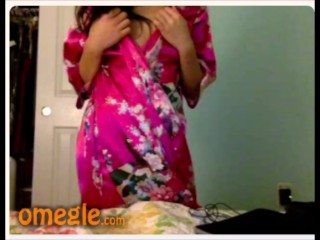 Sexy omegle teaser. Full vid in Private