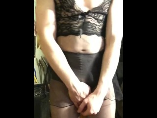 Sissy Boy Pussy Aches For Daddy Dick