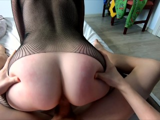 Fuck sweet hot babe squirt cum and creampie