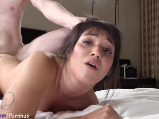 Teen Veronica Eager to be a Star gets Fucked Hard and Facialized