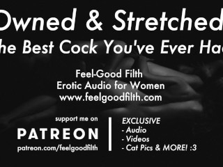 Manhandled, Fucked Rough & Owned (Erotic Audio for Women)