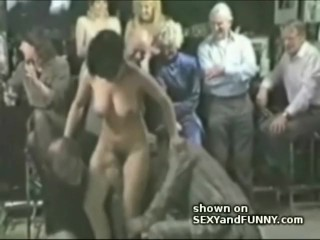 Police woman stripped in pub 2