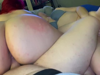 3SUM WITH MY TWO REDHEAD PAWG EXS