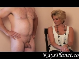 KaysPlanet.com Dick Rating Interview – CFNM SPH – The Ugly Truth
