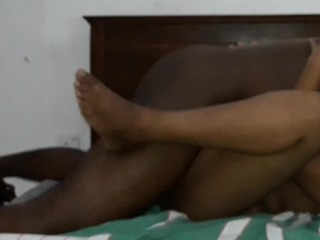 8INCHES BIG BLACK SINHALA COCK FUCK HARD