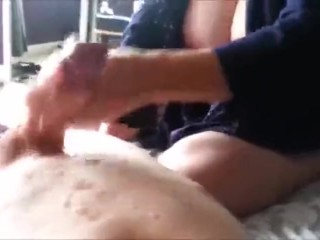 Horny mom wants me to cum