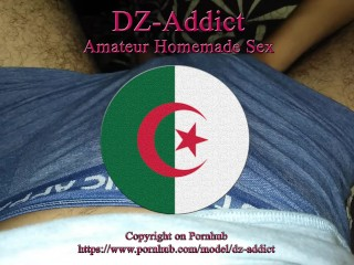 My Arab Algerian Wife, excites me to fuck her