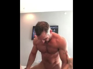 """I Think I Found The Back of Your Pussy"" -Hot Body StepDaddy Fucks Her Hard"