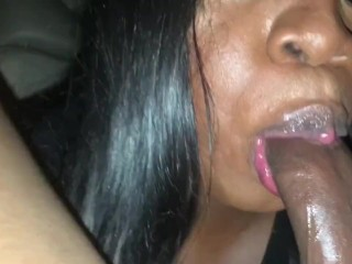 Ts storm Made this 19 year old cum in less than 2 minutes