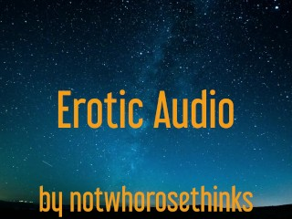 Erotic Audio for Women: Apologetic [DD/lg] [Fingering] [Morning Sex]