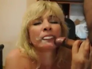 Russian whore fulfills her husband's debts