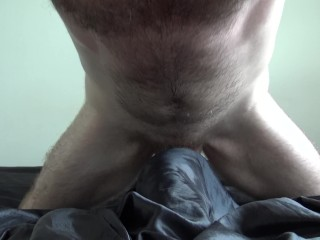 Dirty talking Daddy uses your pussy as a pink little cum bucket