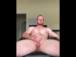 Showing off my big thick cock