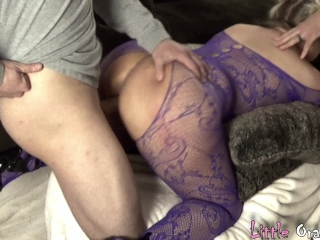 BAD WIFEY When One Load Just Isnt Enough For Her THREESOME CUM COMPILATION