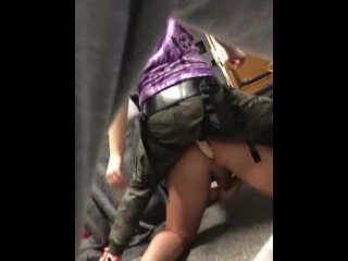 Sissyboy gets pegged
