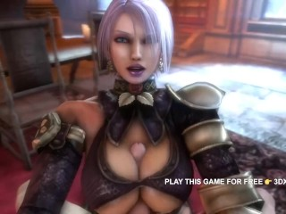 Hot Soulcalibur Porn Ivy Hardcore Fucked Big Dick